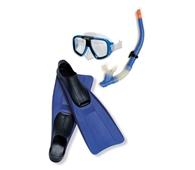 Bộ kính bơi chân vịt ống thở người lớn INTEX 55957