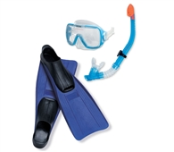 Bộ kính bơi chân vịt ống thở người lớn INTEX 55958