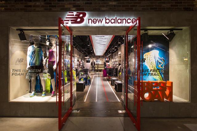 new balance boutique paris