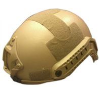 Mũ bảo hiểm xe máy Fast Ballistic (màu cát)