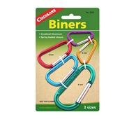 Móc khóa chùm Coghlans Multi-Pack Biners