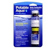 Viên lọc nước Potable Aqua Plus Water Purification Tablets