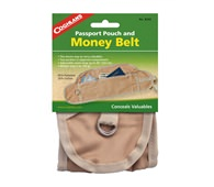 Túi đeo bụng Coghlans Money Belt and Passport Pouch