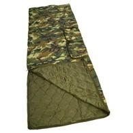 Túi ngủ rằn ri 2 lớp