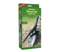 Xẻng Cưa xếp Coghlans Folding Shovel with Saw