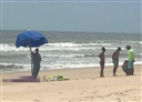 Du khách Nga đuối nước ở biển Bình Thuận