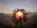 Sau 7 tháng hoãn lên hoãn xuống, cầu kính Rồng Mây ở Sa Pa đã chính thức lộ diện hình ảnh thật cùng ngày khai trương